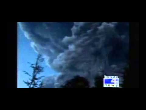 Today in History: Mount St. Helens Eruption (May 18, 1980)