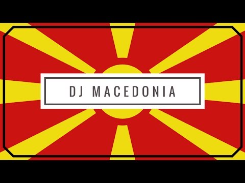 Macedonian Folk Music Remix ~ Makedonski Svadbarski Pesni