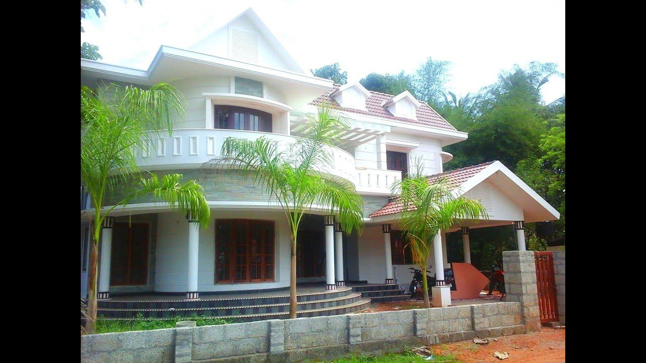 Most Beautiful Houses in Kerala