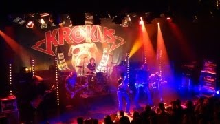 "KROKUS Live @Kofmehl Solothurn ""Heatstrokes"" HD"