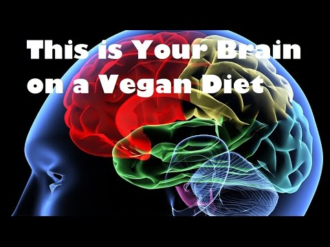 This Is Your Brain On A Vegan Diet