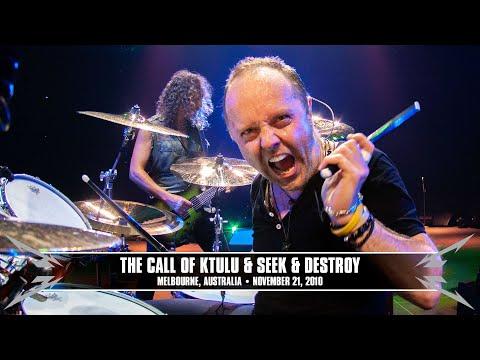 Metallica: The Call of Ktulu & Seek and Destroy (MetOnTour - Melbourne, Australia- 2010) Thumbnail image