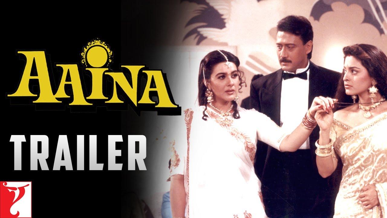 Download Aaina   Official Trailer   Jackie Shroff   Juhi Chawla   Amrita Singh