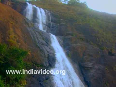 Palaruvi Waterfalls Kerala