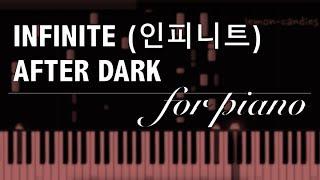 INFINITE (인피니트) - After Dark - Piano