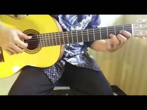 Tik Tik Bunyi Hujan - Ibu Sud (Lagu Anak Anak) (Fingerstyle Cover)