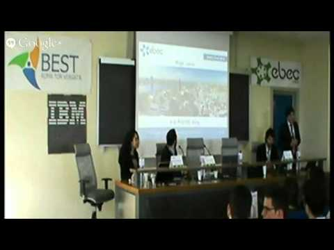 EBEC Italy 2014 - Opening Conference