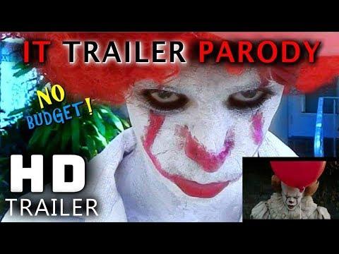 IT Teaser Trailer 2017 (Parody)