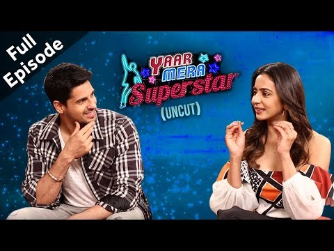 Sidharth Malhotra & Rakul Preet Get Candid On Yaar Mera Superstar 2 With Sangeeta | Full Episode