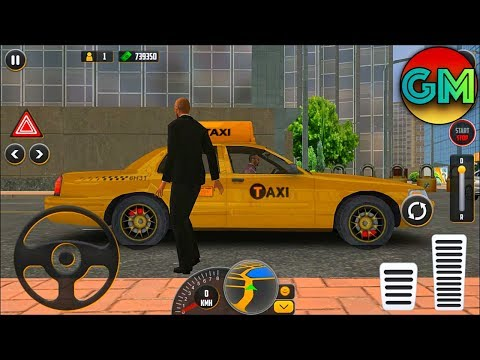 HQ Taxi Driving 3D | by Tap2Play, LLC (Ticker: TAPM) | Android GamePlay HD