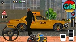 HQ Taxi Driving 3D   by Tap2Play, LLC (Ticker: TAPM)   Android GamePlay HD