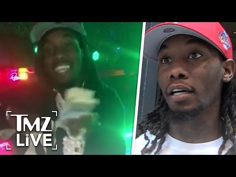 Cardi B & Offset: Strip Club Therapy | TMZ Live