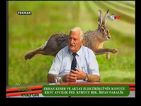 İRFAN PARALİK - AV DOĞA KÜLTÜR - 25 AĞUSTOS 2017
