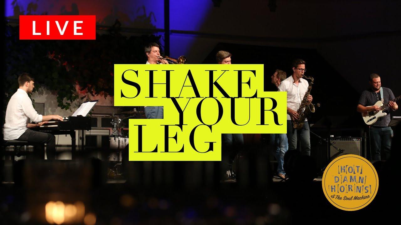 """Shake Your Leg"" - Hot Damn Horns (live)"