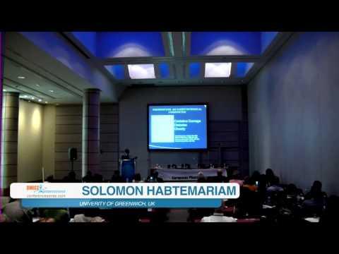 Solomon Habtemariam  | European Pharma Congress   2016 | Conferenceseries LLC