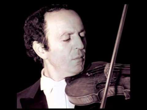 Aram Khachatourian concerto for violin  1 Allegro con vivace