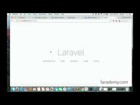 Cara Upload Laravel 5.7 Ke Hosting