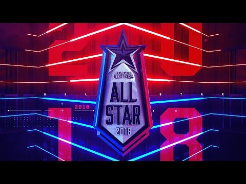 2018 All-Star Event: Day 1 - 2018 All-Star Event #AllStar2018