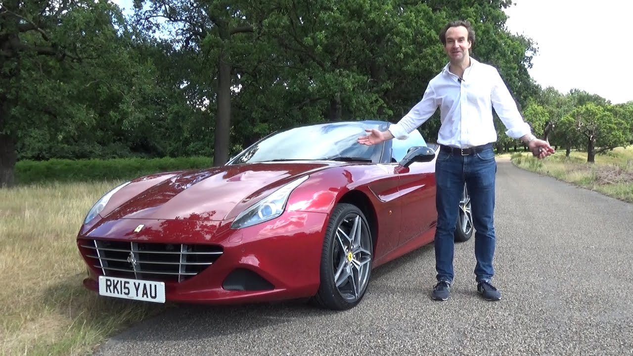 Will's Review of the Ferrari California T! - YouTube