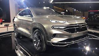 Máquinas do Salão do Automóvel 2018