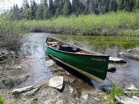 Canoe Trip Across Algonquin Park From Top To Bottom 2019