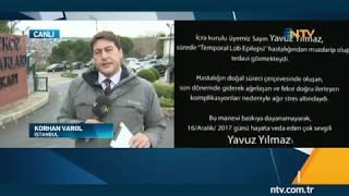 Yavuz Yılmaz'ın hastalığı açıklandı