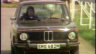 BMW 1602 | Retro Car review | Drive In | 1974