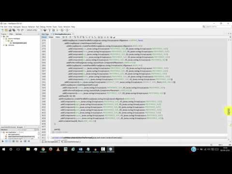 Trigonometric Calculator In Java NetBeans