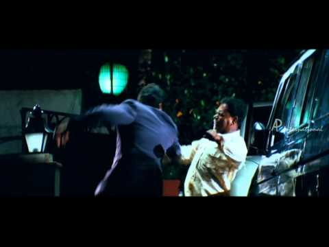 Christian Brothers Movie Scenes | Sarath Kumar and Dileep fight goons | Kavya Madhavan