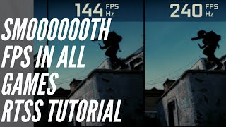 How to get Smooth Fps in any game with no FPS Drops