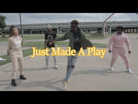 NBA YoungBoy ft. MoneyBagg Yo - Just Made A Play (Dance Video)  shot by @Jmoney1041