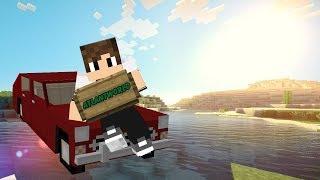 Minecraft RolePlay   Покупка мотоцикла и рюкзака