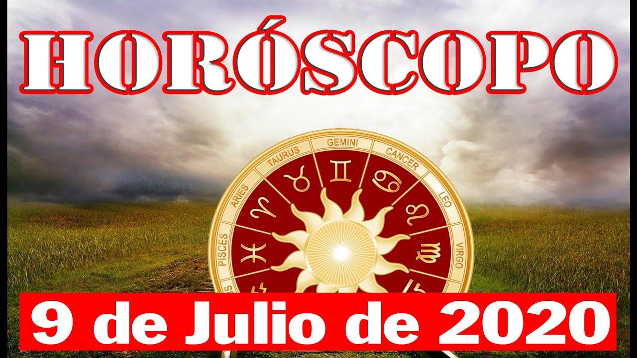 Horóscopo 9 de julio 2020: La suerte no puede ser ignorada