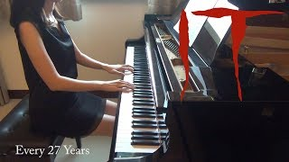 IT(Movie) - Every 27 Years [piano]