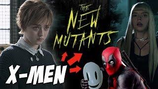 X-men korku filmi: the new mutants fragman İncelemesi ve deadpool