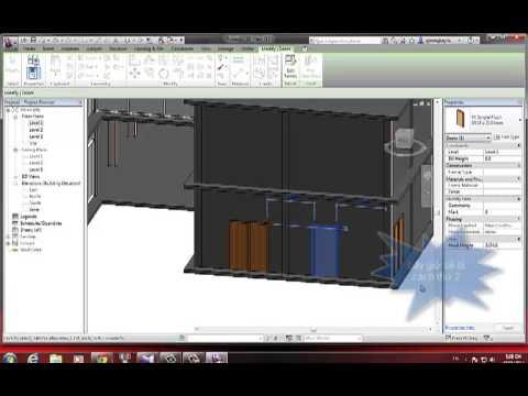 hướng dẫn sử dụng revit architecture 2012 bài 2.mp4