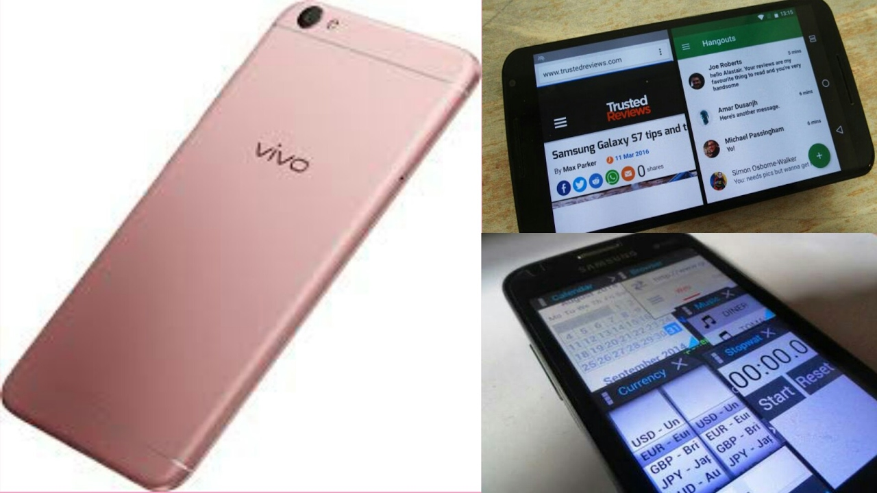 How to use multiwindow in vivo| multiwindow feature on vivo mobiles |