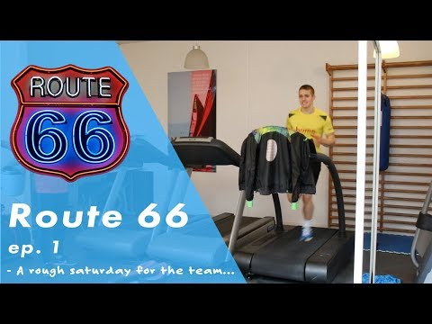 Route 66 ┃ep. 1 ┃A rough Saturday for the team!