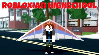 Robloxian Highschool è LITERALLY IL MIGLIORE GAME