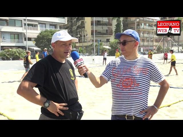Torneo Beach Handball Ca' del Forte - Ventimiglia (Giovanile)