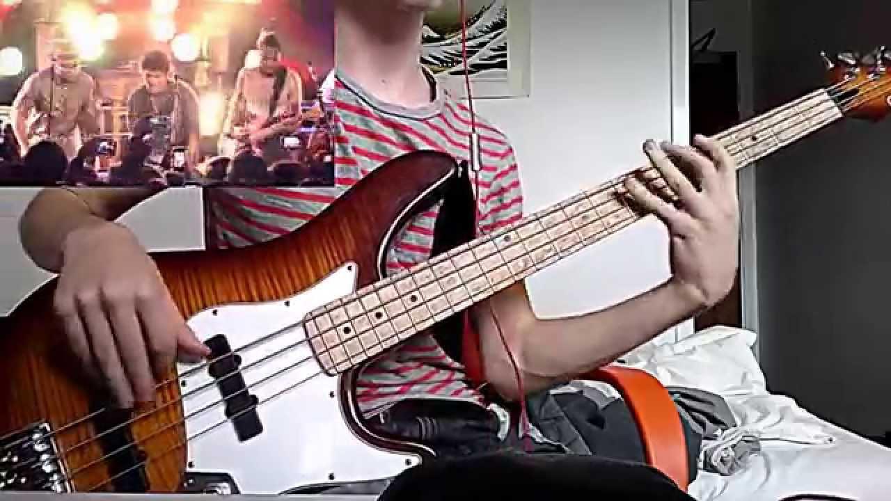 Bruno Mars Runaway Baby Bass Cover Youtube