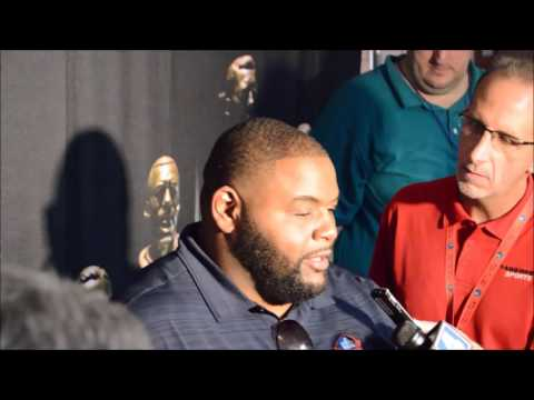 Orlando Pace Talks On Being Great