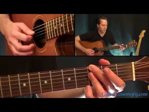 Earned It Guitar Lesson (Fifty Shades of Grey) - The Weeknd - Easy Guitar