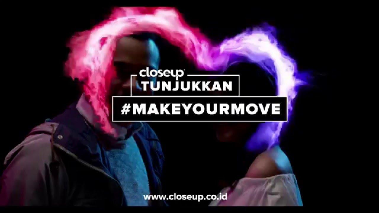 Judul Lagu Iklan Closeup #MakeYourMove 2016