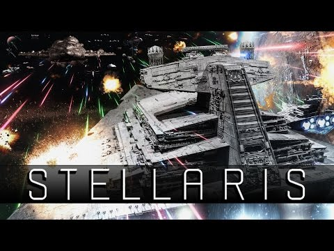 Stellaris Season 2 - #14 - The Imperial Fleet Is On The Move