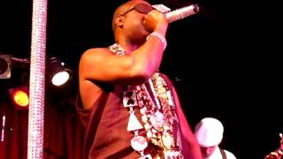 Slick Rick- Lick The Balls @ BB King, NYC