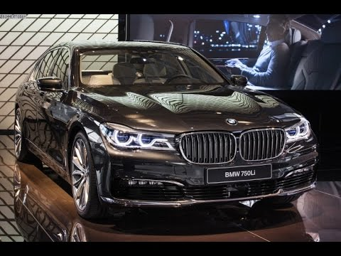 Bmw Series 7 2017 Models New And Stylish Look 2016 By Cars