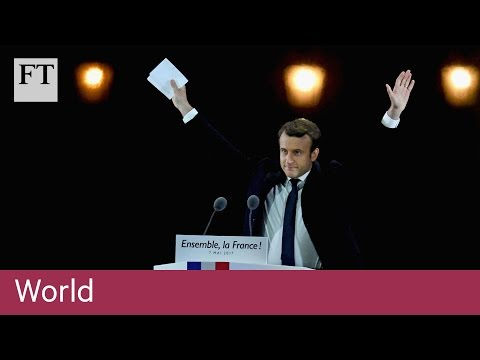Macron victorious in France election | World