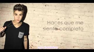 Justin Bieber - All That Matters (Traducida//Subtitulada en Español)