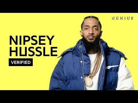 "Nipsey Hussle ""Racks In The Middle"" Official Lyrics & Meaning 